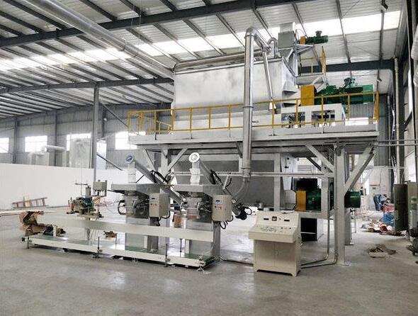 mo灰粉刷石gao生产线