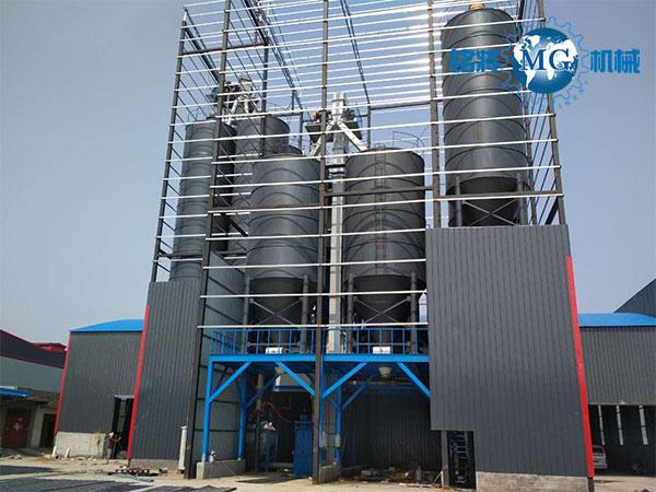砂浆设备chang家分享gan粉砂浆设备的配料方法