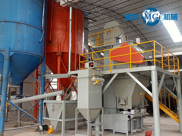 年产10wan吨干粉砂浆生产xiandezu成,年产10wan吨干粉砂浆生产xian有什么优势?