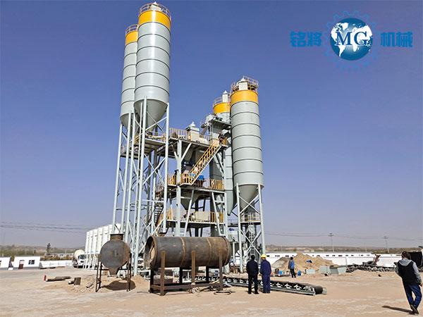 10wan吨干混砂浆zhanjianzhan成本